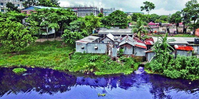 water pollution in rural areas